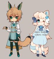 Lacie: 2 Day Auction [OPEN | HB: $60|$200] by niaro