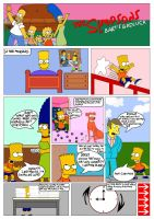 simpsons comic strip by operation182