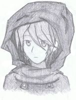 A random grimreaper, not scary by HAPPLES-XD