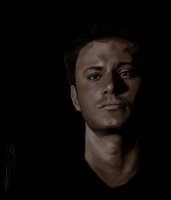 Young Dean Light Study by Lillilolita