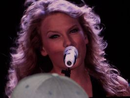 Taylor Swift concert by squarah1018