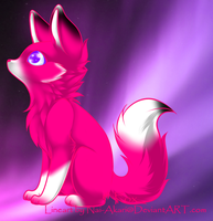 Northern Lights Fox *Closed* by Golden--Adopts