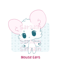 Mouse Ears by Sarilain