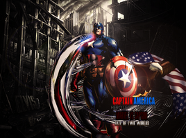 Captain America. MVSC 3 by marcelo-g