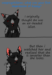 Ask 1- First impression of Kazzy? by wolftail1999