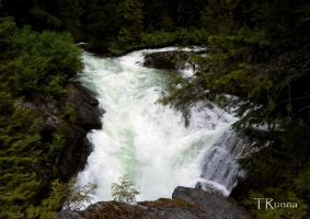 Top of the Falls by TRunna