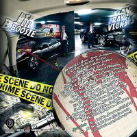 Ray Vicks and LiL Boosie Back by LaxDesign