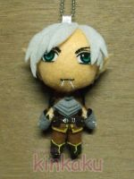 Felt - Fenris Dragonage by kinkaku
