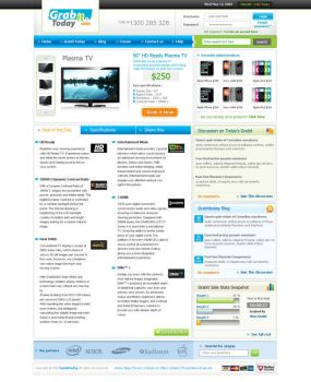 site web 2 by enafor