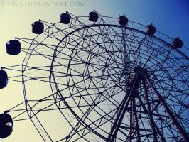 Ferris wheel by Linbo