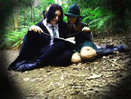 Severus and Lily: I can teach you... by smdownunder