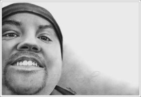 Fluffy - Gabriel Iglesias by Zindy