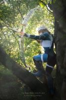 Sheik - Taking Aim by TerminaCosplay