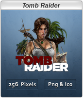 Tomb Raider - Icon by Crussong