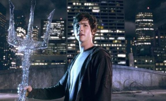 Logan Lerman as Percy Jackson by kittysrule484