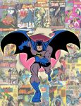 Batman And Braveandthe Bold Small Bigears Small by SpawnofSprang