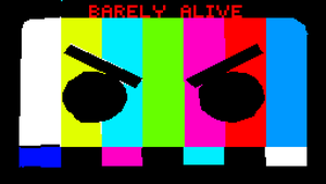 Barely Alive PixilArt by trollmad3