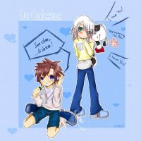 Sora Riku: Our Confessions by otaku-hos
