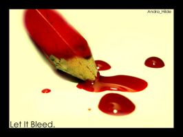 Let It Bleed by andrahilde