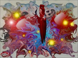 Dr Pepper Cloud Nine by strange-art-gallery