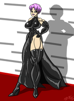 Latex Diva by ArchangelDreadnought