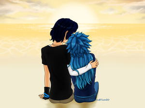 -- DMMD : Thank You for Bringing Me Here -- by Kaishiru