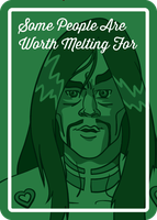LoK Valentine's Cards - Ghazan by ShelbsTheGing
