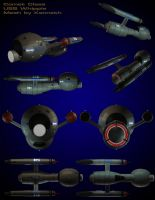 Comet Class USS Whipple by valkyrie-013