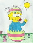 Happy Easter! by TheSimpsonsFanGirl