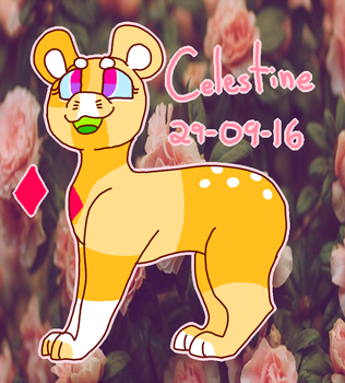 Celestine - Edited by Heart-Anonimous