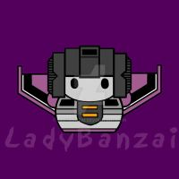 Skywarp by LadyBanzai