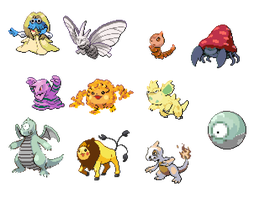 This is so fun xD *PokeFusions* by iPandacakes
