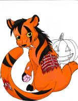 halloween, backround wanted by camychan