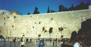 Wailing Wall by TortillaDelPeligro