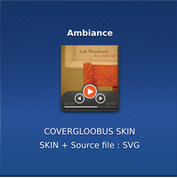Ambiance CoverGloobus skin by alezzacreative