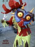 Skull Kid Cosplay by GRAMOTOONS