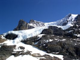 Glacier Covered by WrongSideofYourBed