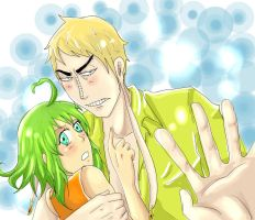 Enel to Gumi O8 by GumiDJones