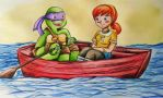 The love boat by Jini--Chan