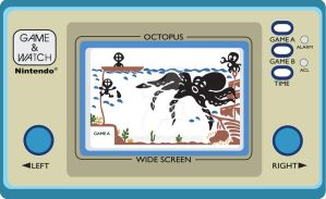 G+W: Octopus by Fab-912