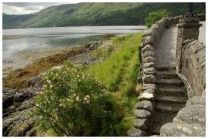Eilean Donan Castle - Part 2 by janey-in-a-bottle