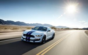 2015 Ford Shelby GT350 Mustang by ThexRealxBanks
