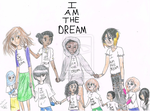 I Am The Dream(with text) by AnnieManga