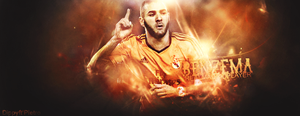 Benzema  w|Dippy by PietroSG