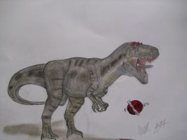 JP-Expanded   Megalosaurus by Teratophoneus
