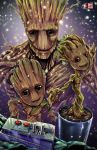 We Are Groot (2017 Update) by TyrineCarver