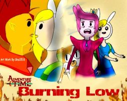 Burning Low Gender-bent by Shai3518