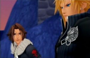 screen shot of cloud and leon by nearrivers27242362
