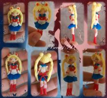 Sailor Moon Charm by Beca1591