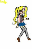Maplestory Character drawing 2 - Emily by Taiyou67
